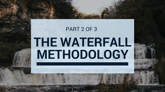 Exploring the Waterfall Methodology for ICM Software Projects
