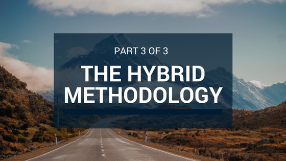 The Hybrid Methodology for ICM Software Projects